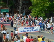 4th of July_Glen Arbor_Kazoo Band_miss you Betty Weaver