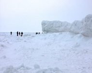 Leelanau Michigan Ice Caves_photo by Rockwell Art & Design_IMG_4985