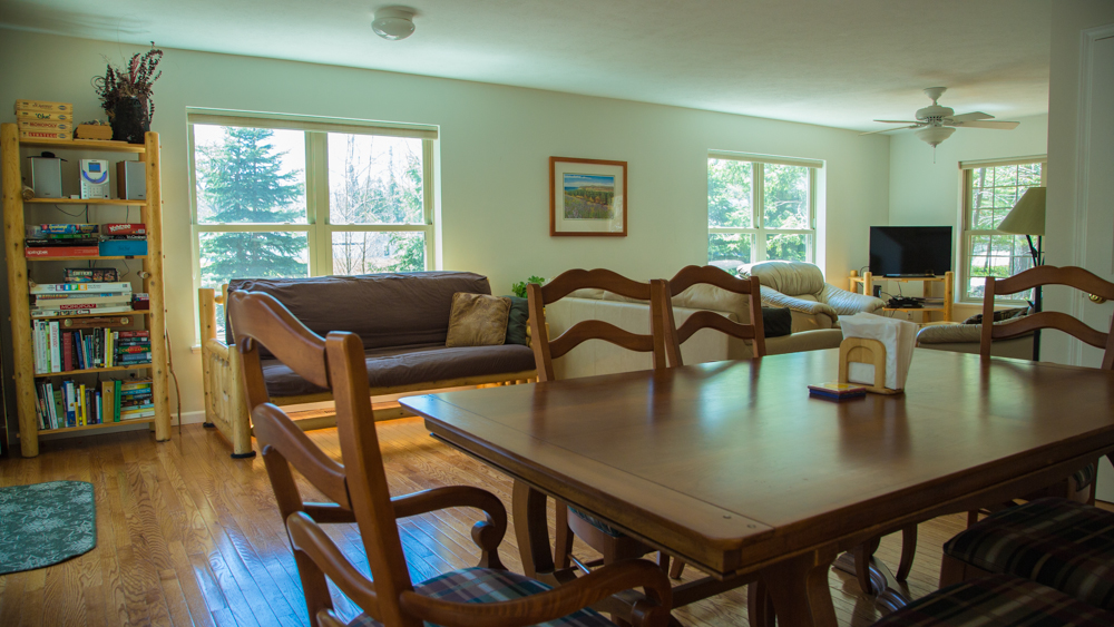 Arbor Woods vacation rental interior