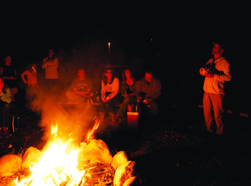 """Beach Bards"" bonfire, music and poetry summer events"