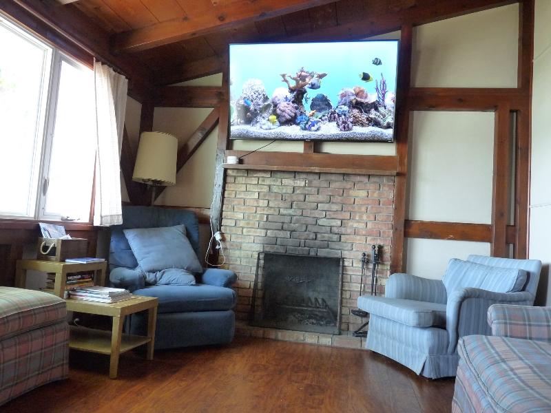 living room at Birch Shores Resort