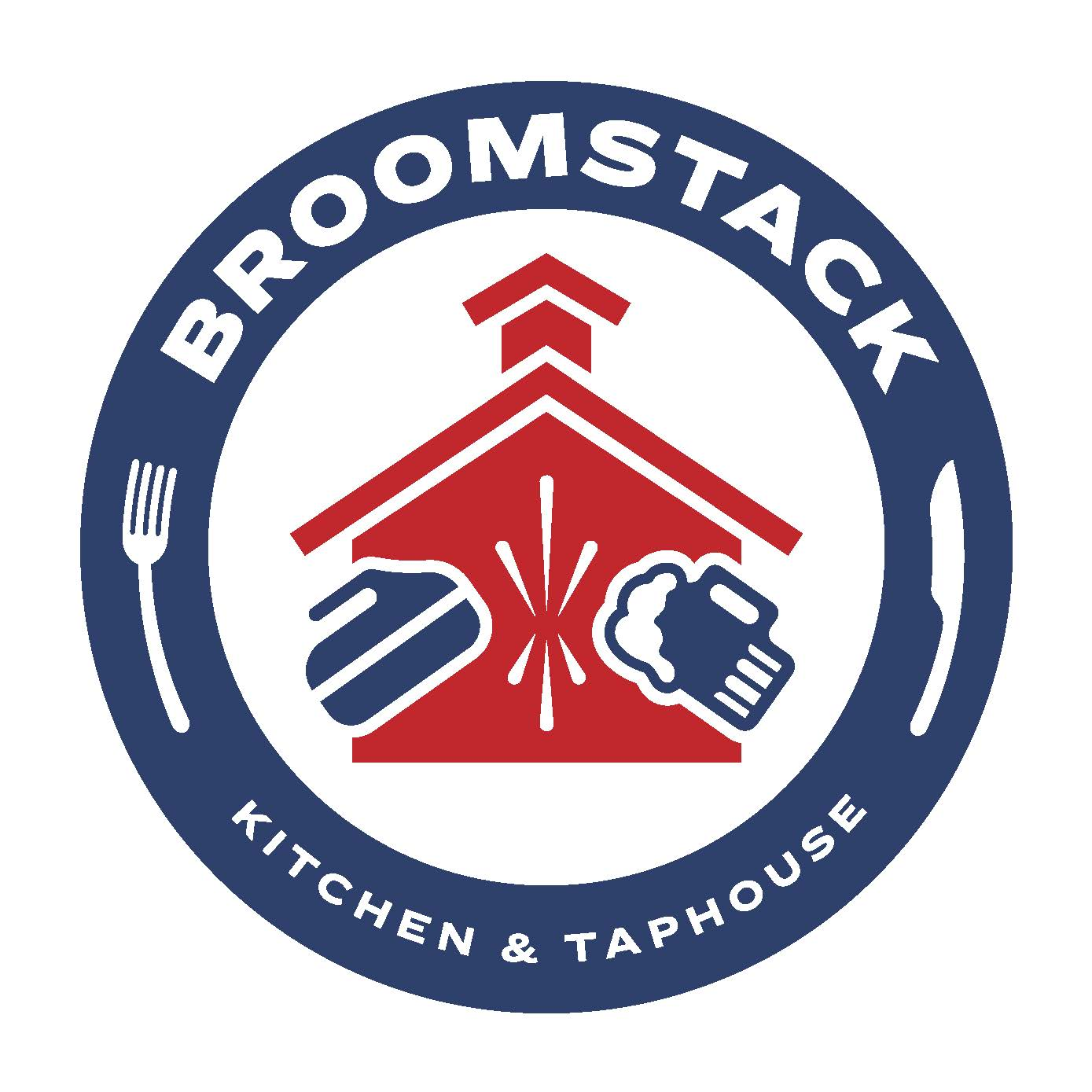 Broomstack Kitchen & Taphouse Logo