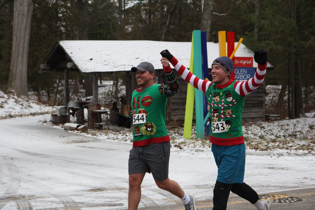 Christmas ugly sweater dash_glen arbor