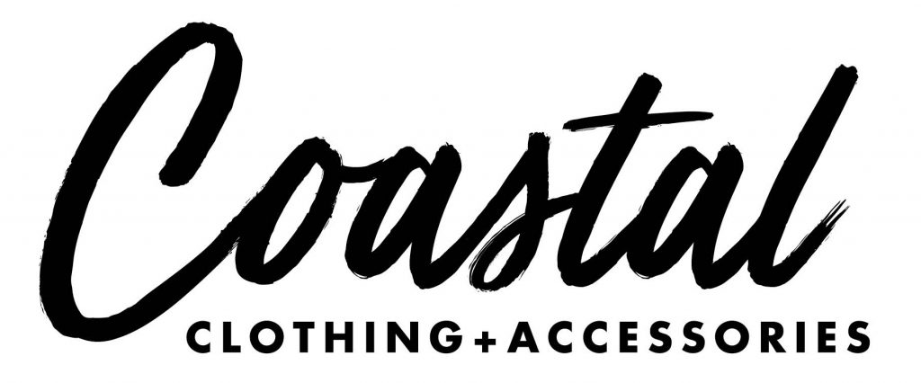 logo for Coastal clothing and accessories store