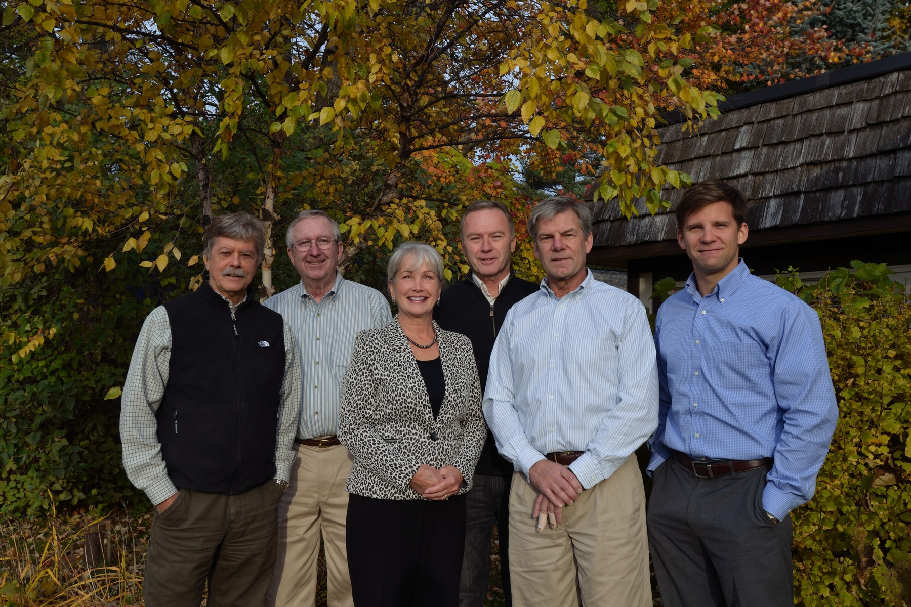 management and sales team for the Coldwell Banker Schmidt real estate