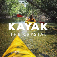 kayak the crystal graphic