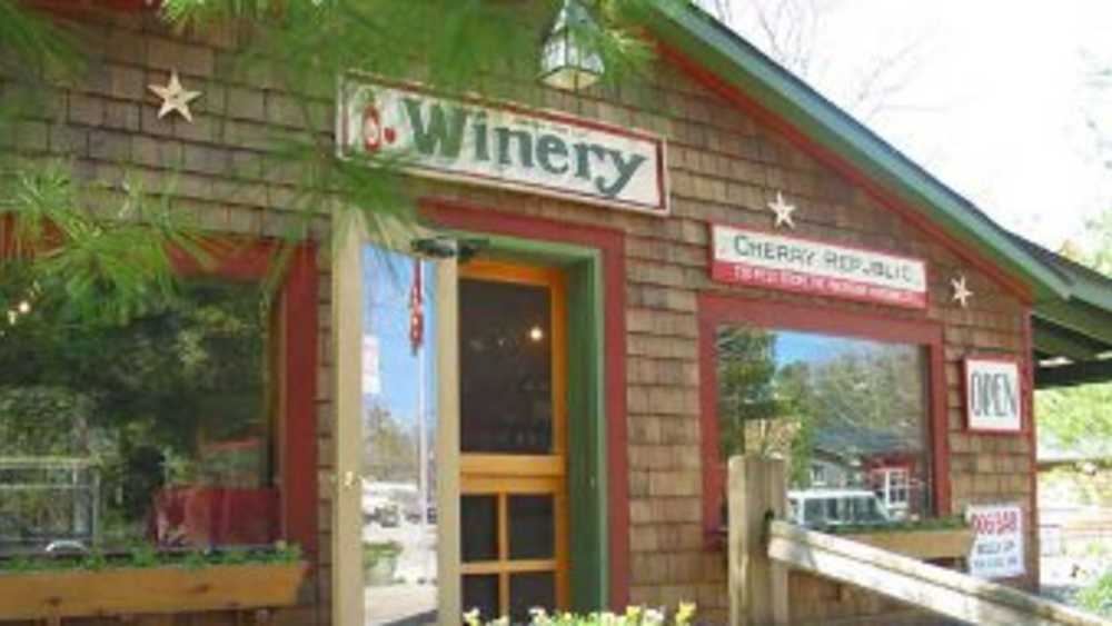 winery at Cherry Republic