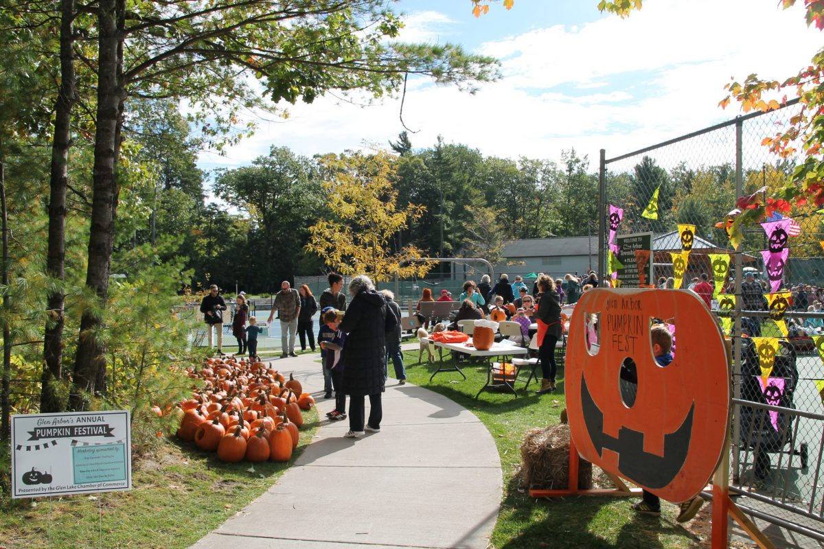 welcome to pumpkin fest glen arbor township park