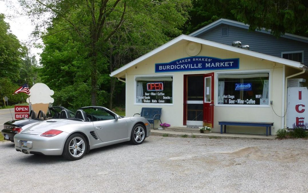 photo of Laker Shakes Burdickville Market