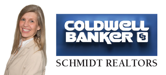 Laura with Coldwell Banker Schmidt Realtor logo