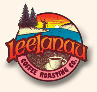 Leelanau Coffee Roasting Logo