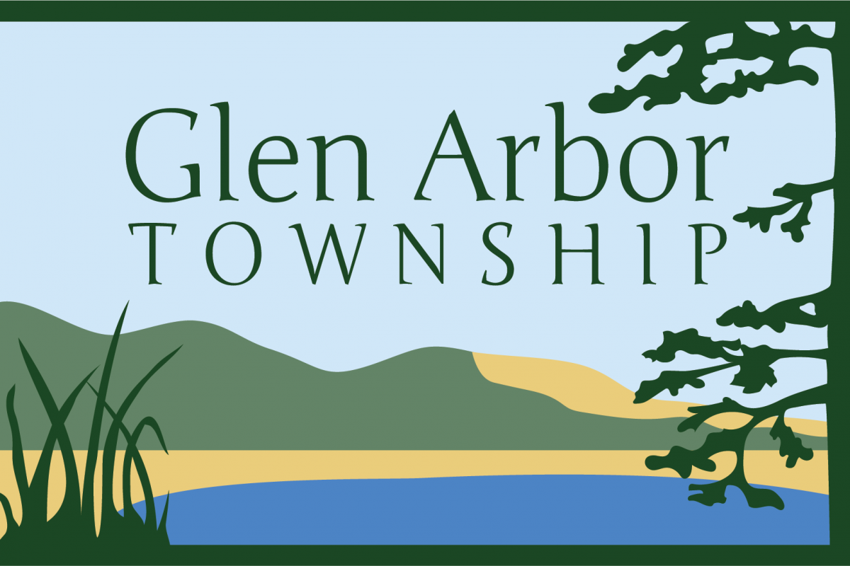 logo design for the Township of Glen Arbor