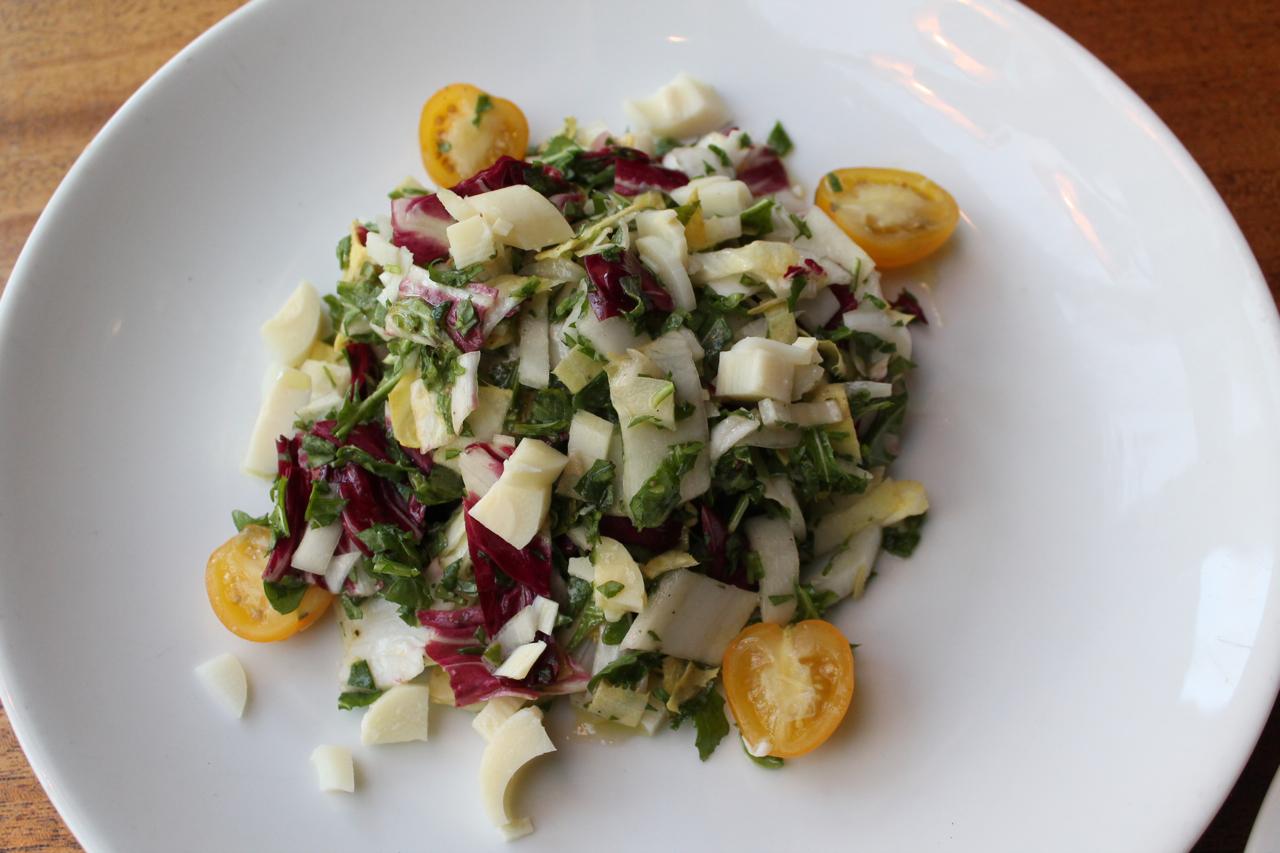 chopped salad at Nonna's Ristorante