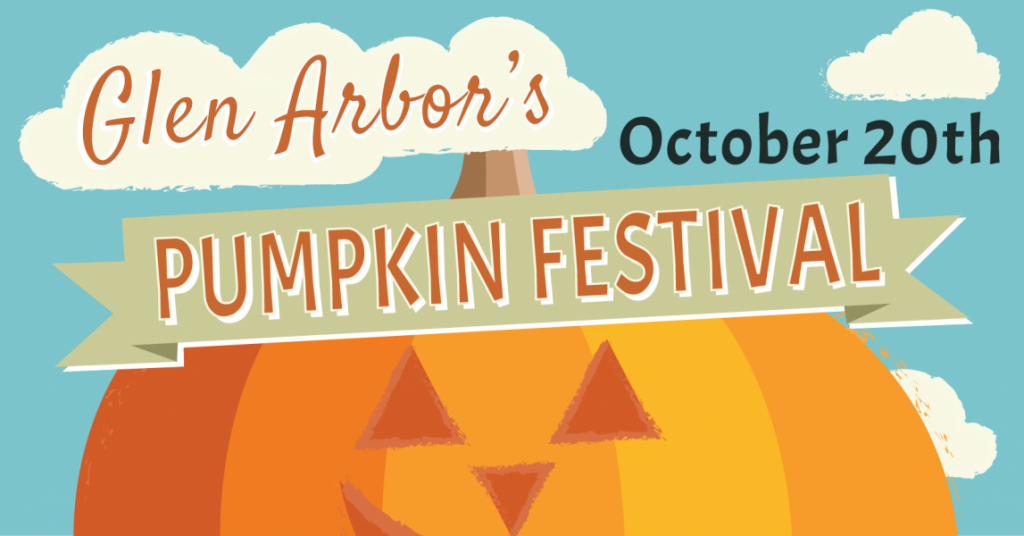 2018 pumpkin fest graphic