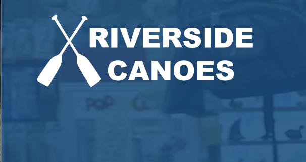 Riverside Canoe Trips Logo