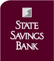 logo of State Savings Bank
