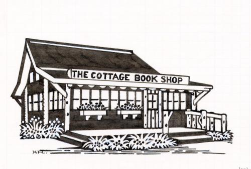 The Cottage Book Shop logo art