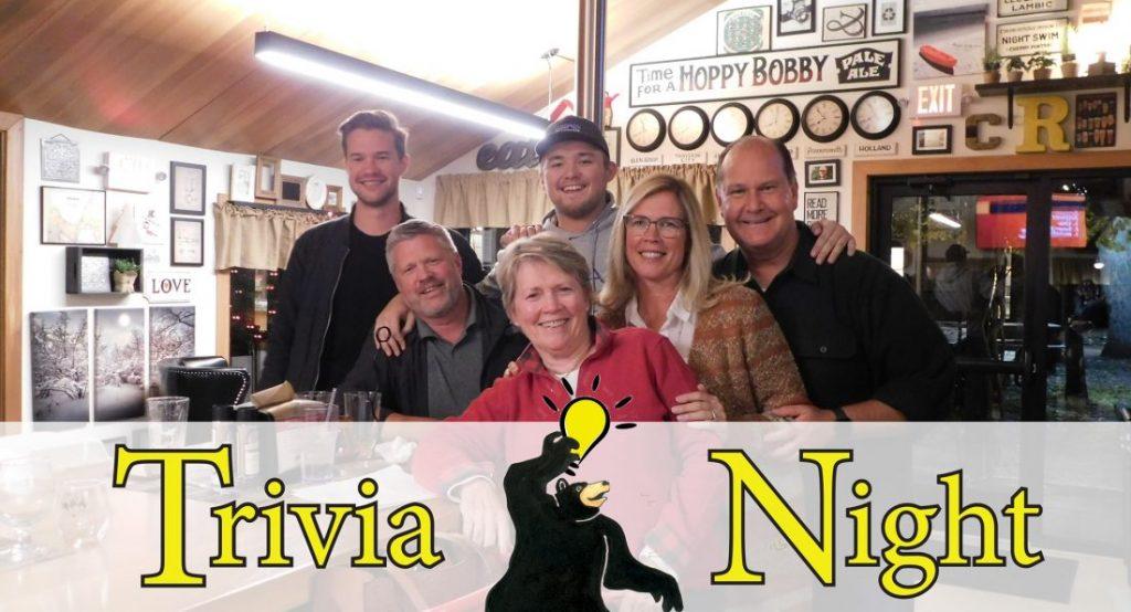 Trivia Night_Cherry Public House