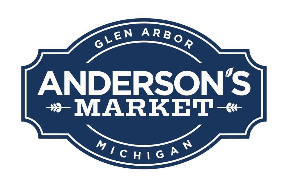 Anderson's IGA grocery store logo
