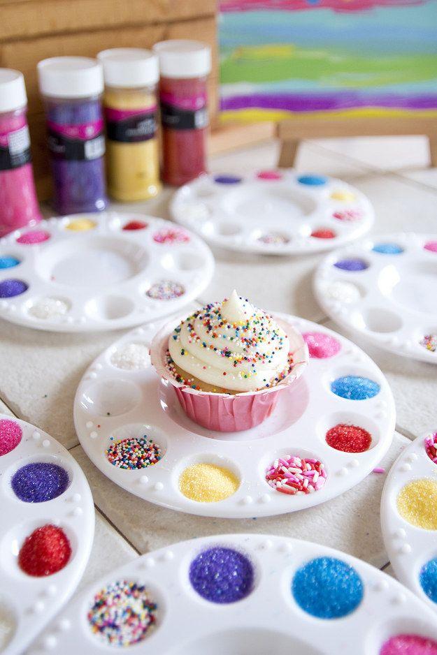 cupcake decorating craft