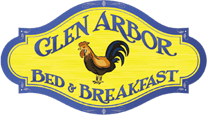 Glen Arbor Bed & Breakfast Logo