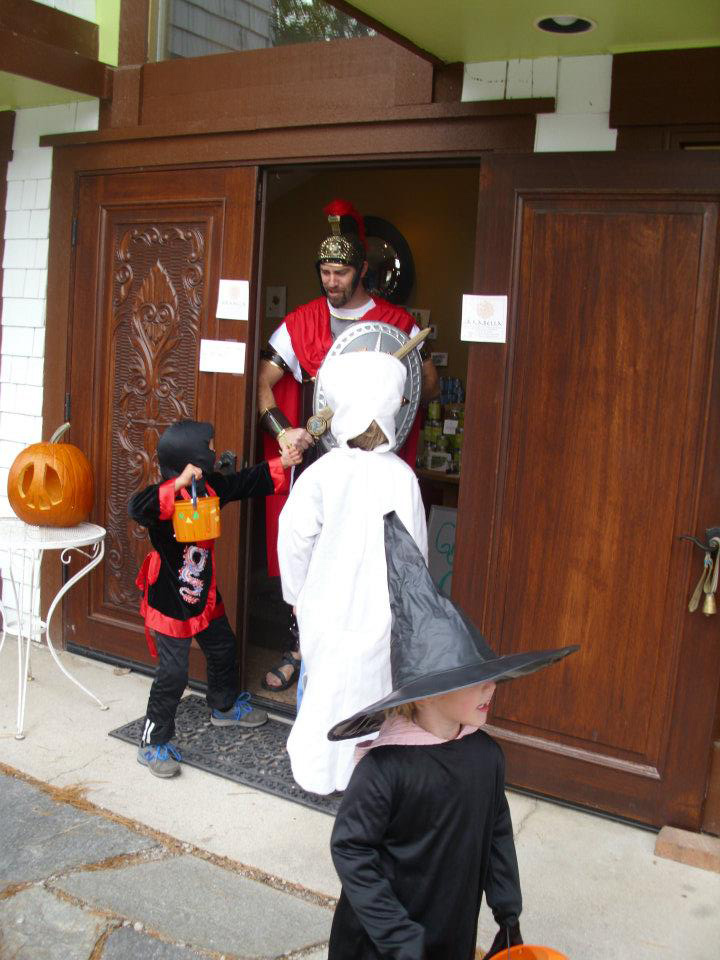 great lakes tea and spice trick or treaters