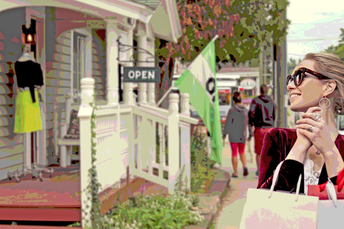 labor day sidewalk sales_glen arbor