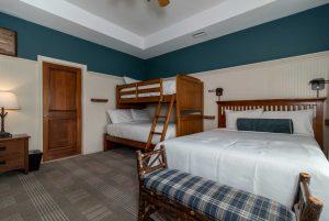 lebear resort guestroom interior