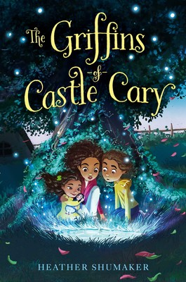 bookcover: the-griffins-of-castle-cary