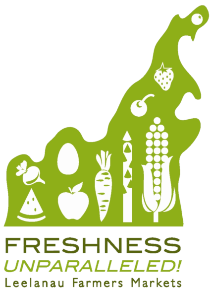 Leelanau Farmers' Market Association Logo