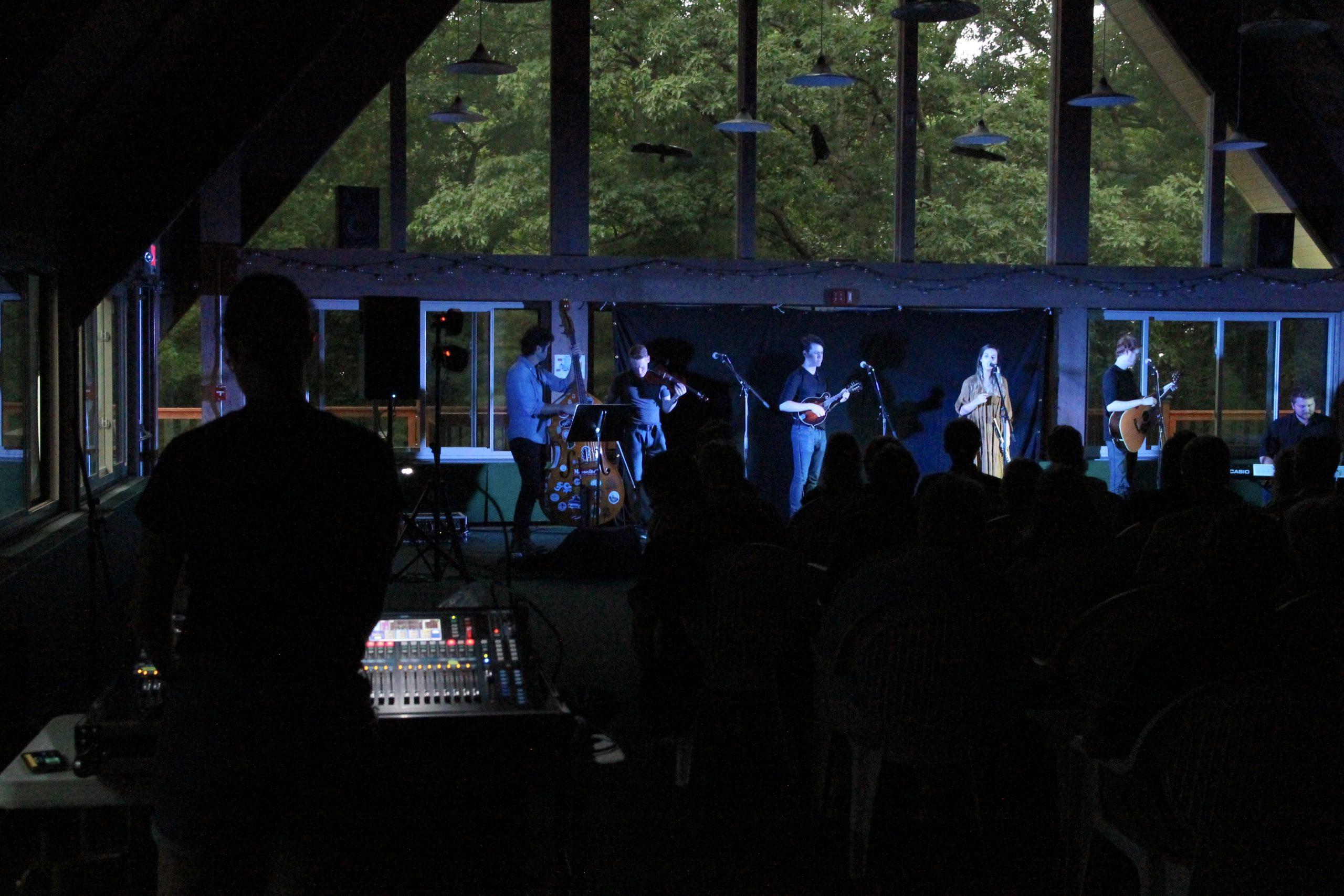 live music concert at The Leelanau School