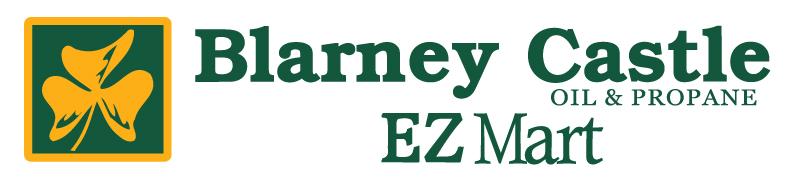 blarney castle oil EZ Mart LOGO